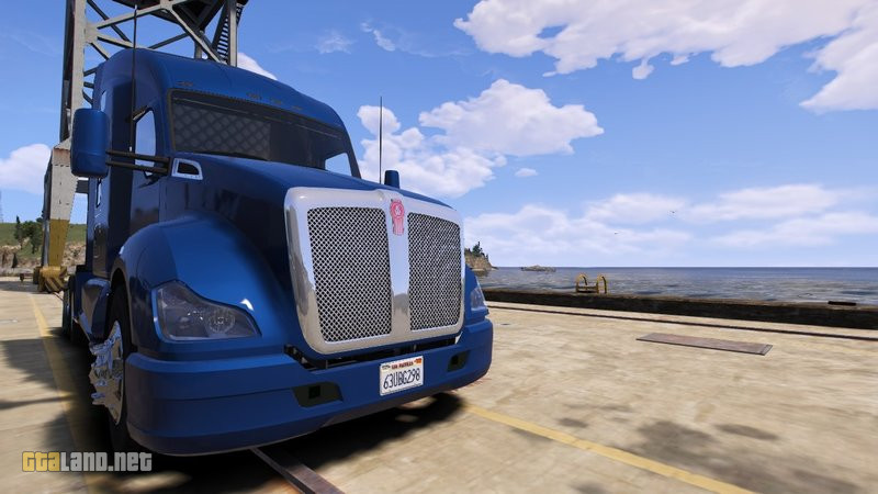 2016 Kenworth T680 [Add-On | Replace | Template] - GTALand net