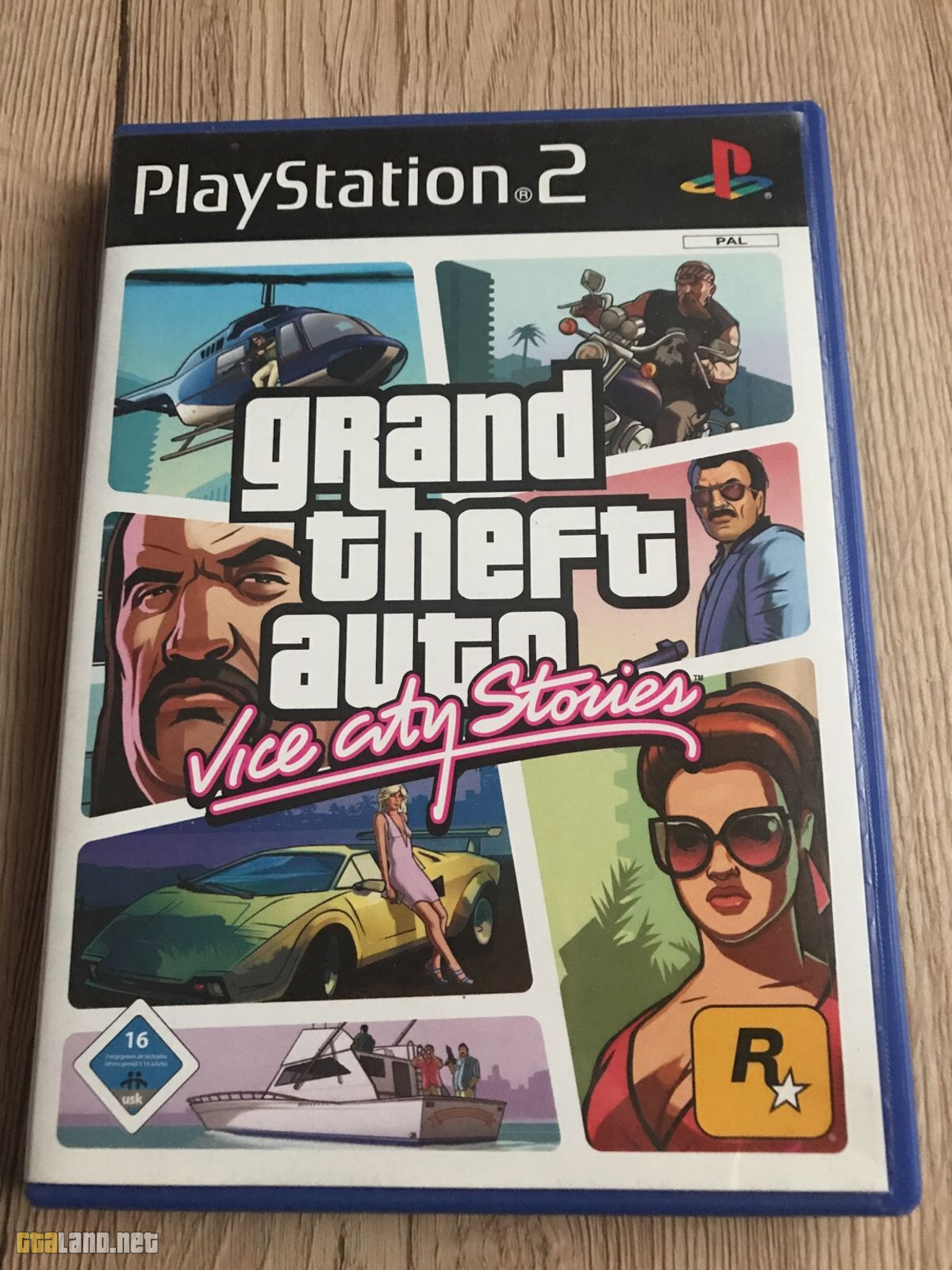 Grand Theft Auto Vice City Stories PlayStation 2 Cheat Codes - GTALand.net