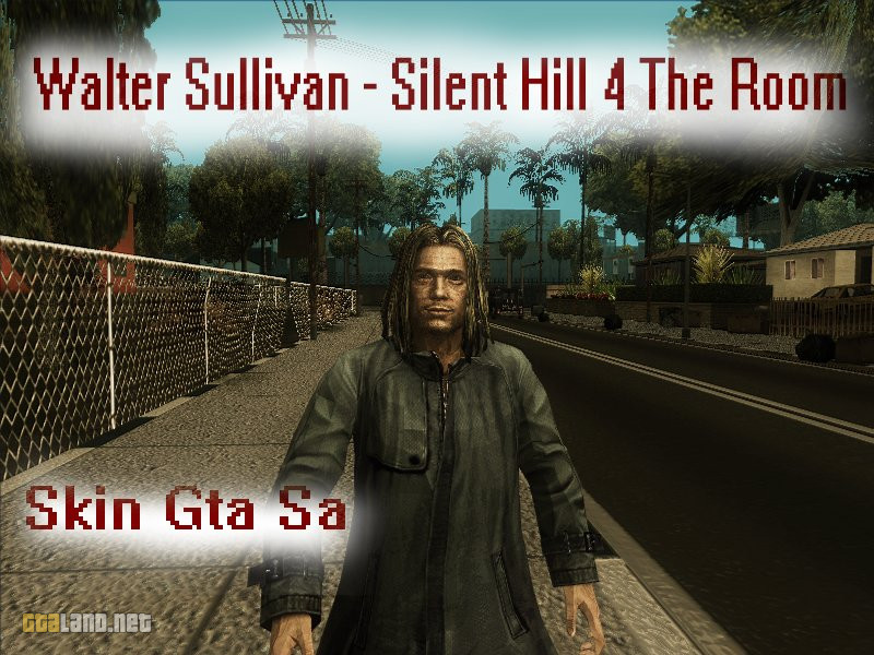 Walter Sullivan Silent Hill 4 The Room Gtaland Net