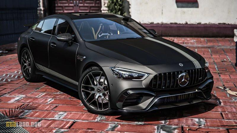 Mercedes Benz Amg Gt63 2018 Replace Gtaland Net