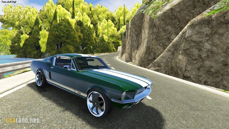 1967 ford mustang fastback fast and furious tokyo drift add on replace gtaland net 1967 ford mustang fastback fast and