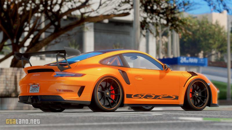 1080p 2019 Porsche 911 Gt3 Rs Wallpaper Gtaland Net