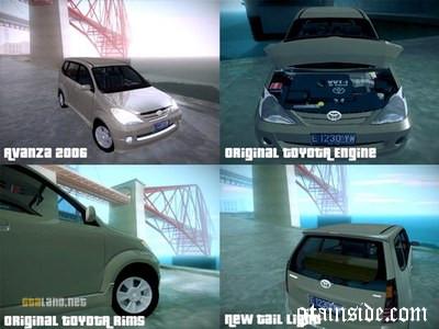 Toyota Avanza V 3 Gtaland Net